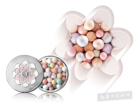GUERLAIN 法国娇兰幻彩流星粉球 66加元,原价 76加元,包邮
