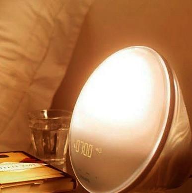 Philips 飞利浦 HF3520 Wake-Up 小巨蛋 自然醒唤醒灯 119.99元限时特卖并包邮!