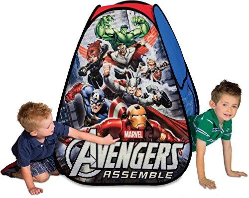Marvel 儿童游戏帐篷3.4折 16.68元限时特卖!