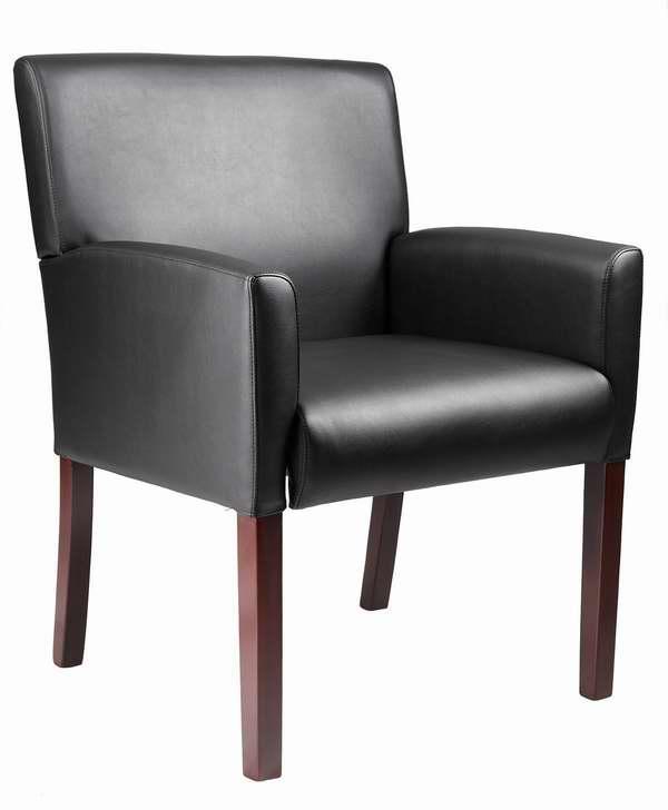 Boss 中靠背软垫扶手椅5折 114.9元限时特卖并包邮!