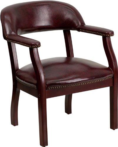Flash Furniture B-Z105-OXBLOOD-GG 豪华单人扶手椅4.2折 78.98元限时特卖并包邮!