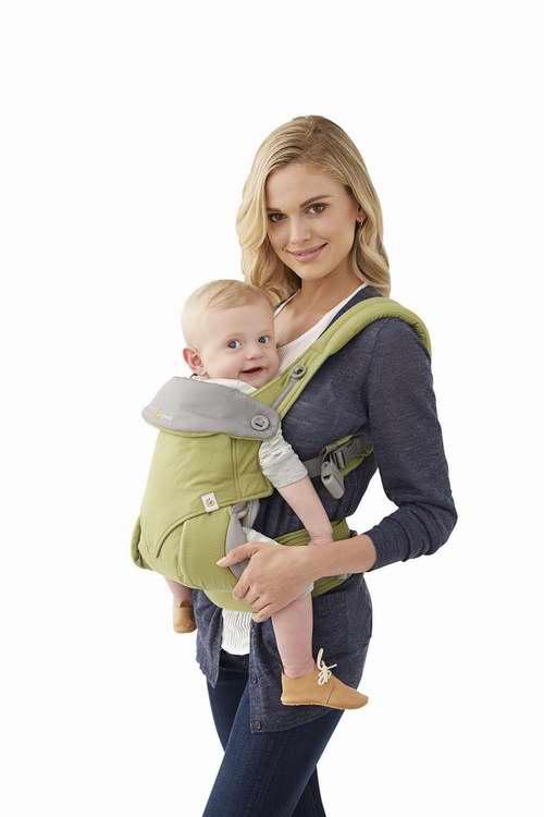 历史最低价!Ergobaby BC360ABLU 四式360婴儿背带7.5折 161.24元包邮!