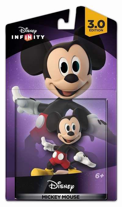 历史最低价!多款Disney Infinity 迪士尼无限 3.0 配套人偶模型全部5.3折 8.99元限时特卖!