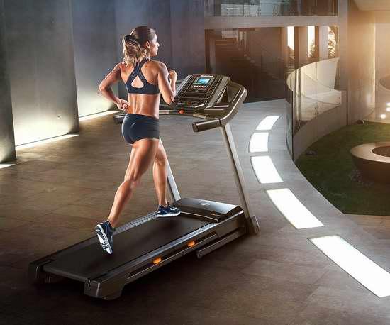 售价大降!NordicTrack T 6.5 S Treadmill 跑步机5.6折 599.99元限时特卖并包邮!