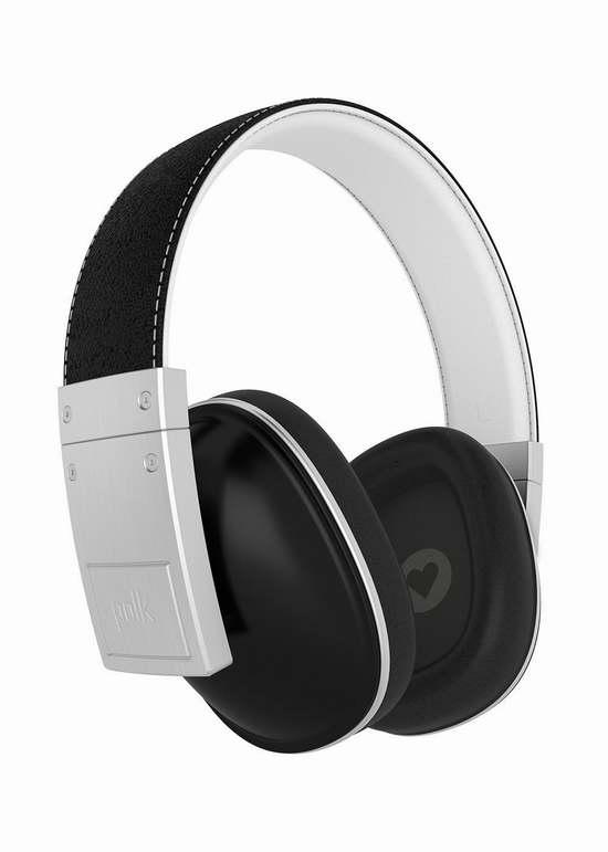 Polk Audio 普乐之声 Buckle 头戴式耳机1.9折 47.99元限时特卖并包邮!