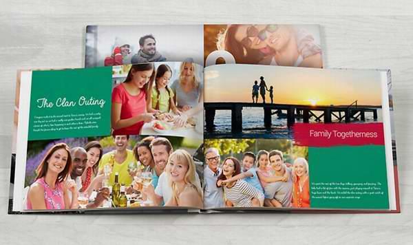 让回忆历久常新!定制Photobook价值90元个性化相册书,仅需20.3元!