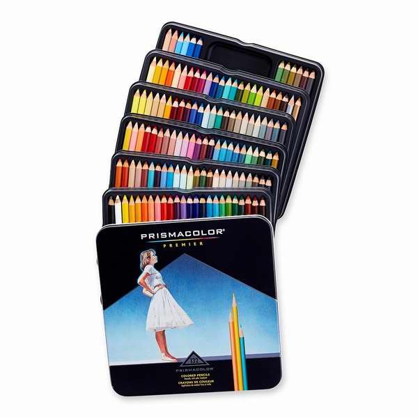 Amazon精选33款 PRISMACOLOR 彩色铅笔及绘图书 限时特卖并包邮!
