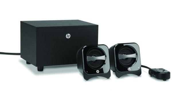 HP 2.1声道紧凑型有源音箱4.4折 19.99元限时特卖并包邮!