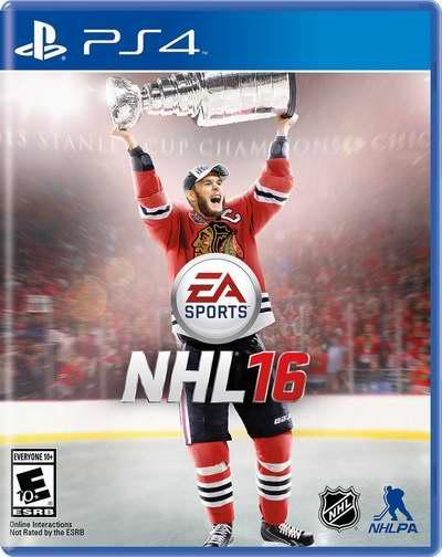 NHL 16 《美国职业冰球联盟 16》PS4/Xbox One游戏2.5折 19.99元清仓!