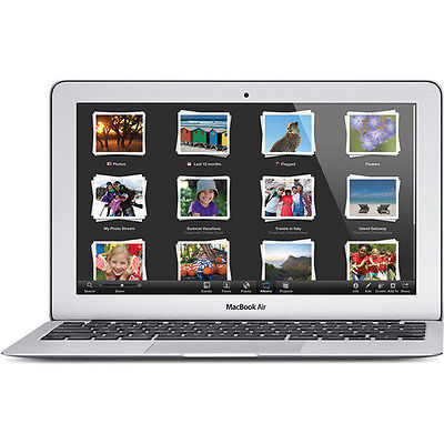 翻新 Apple MacBook Air 11.6英寸超薄笔记本电脑624.99元限时特卖并包邮!