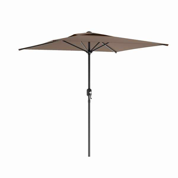 CorLiving PPU-320-U 方形抗紫外线庭院遮阳伞/太阳伞6折 64元限时特卖并包邮!