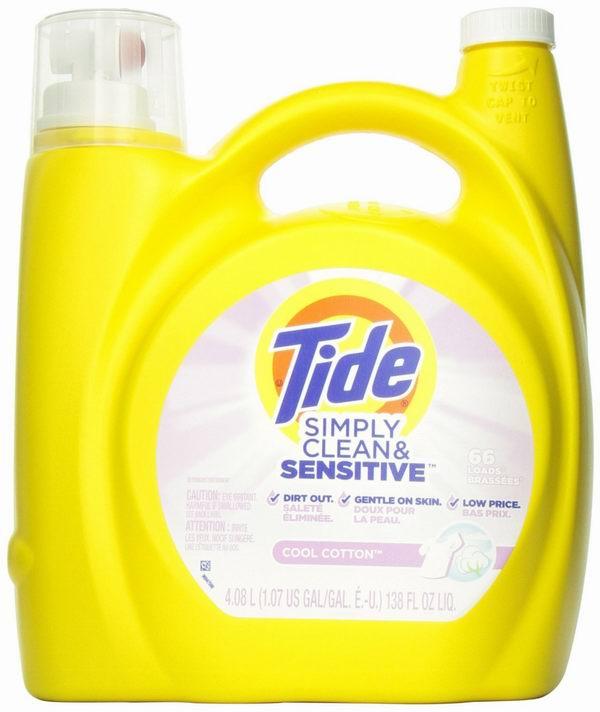 Amazon精选多款 Tide 汰渍洗衣液限时特卖,89 Loads仅售9.97元!