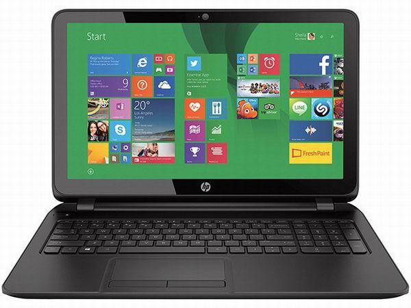 开箱品!HP 15-f240ca 15.6英寸笔记本电脑4.4折 174.96元限时特卖并包邮!