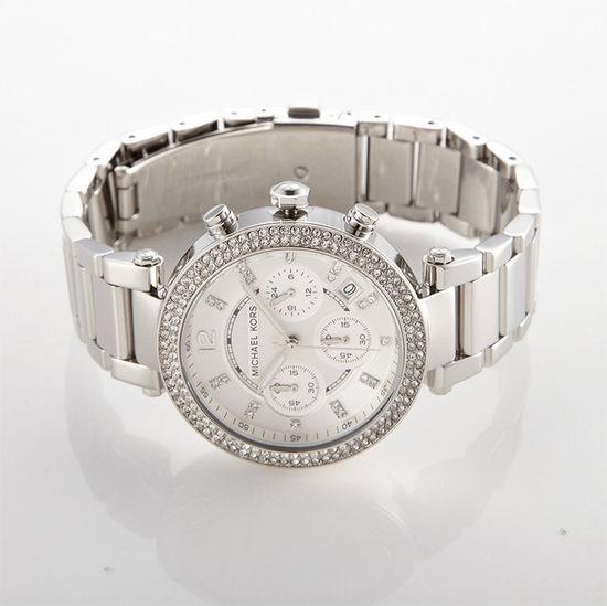 金盒头条:历史新低!Michael Kors MK5353 女士水晶时尚腕表/手表 147.73加元包邮!