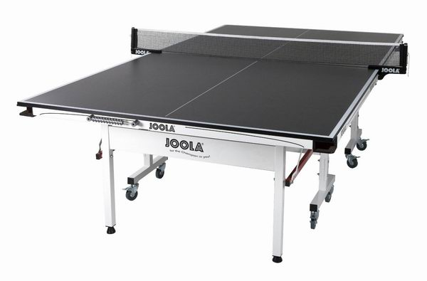 历史最低价上再大降100元!JOOLA 德国优拉 Rally TL 500 折叠式乒乓球桌6.1折 478元限时特卖并包邮!