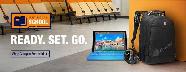 Newegg 返校特卖开售!精选395款笔记本电脑、显示器、手机、数码产品、办公家具、小家电等特价销售!