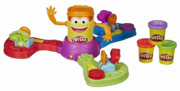 历史最低价!Play-Doh 培乐多 电动彩泥球发射游戏套装3.2折 6.38元限时清仓!