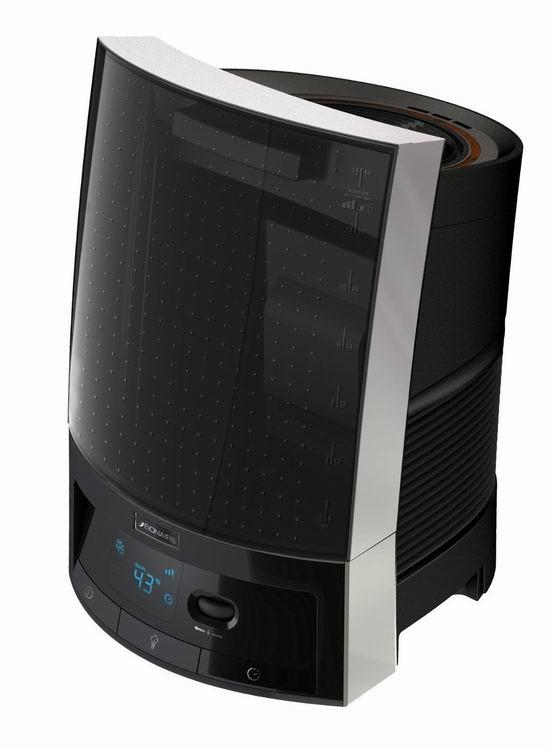 历史最低价!Bionaire BWM7922-CN 1.5加仑暖雾加湿器1.3折 14.23元限时清仓!
