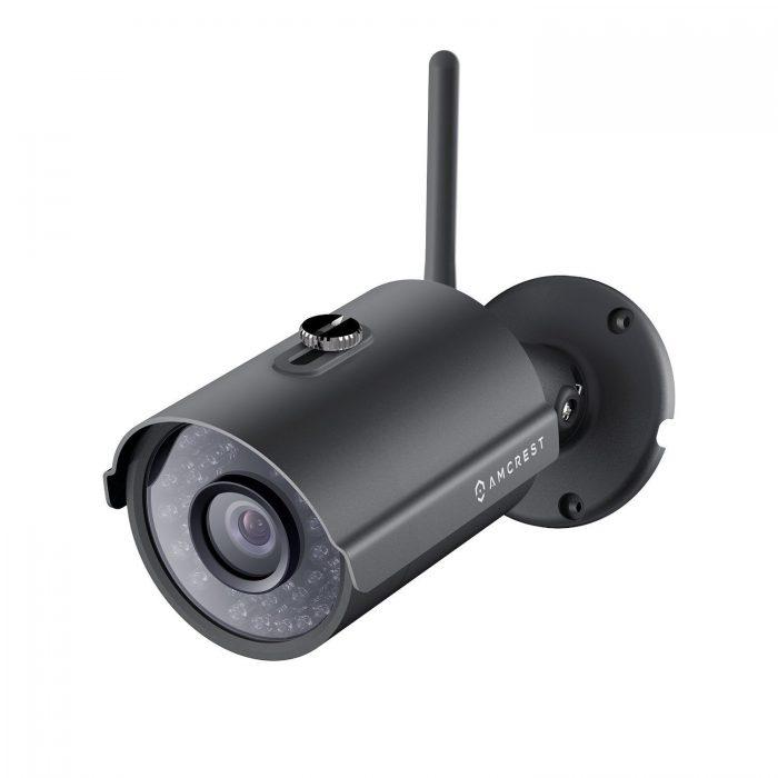 Amcrest ProHD 1080P WiFi 室外无线IP防水监视器 109.99元限量特卖,原价 199.99元,包邮