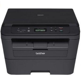 Brother 兄弟 DCPL2520DW 无线黑白多功能一体激光打印机4.5折 99.99加元包邮!