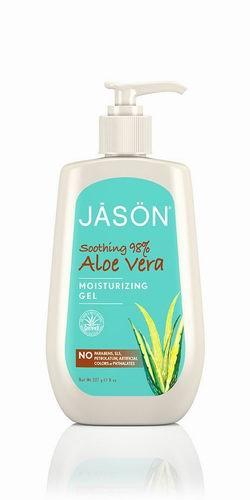 Jason Soothing Aloe Vera 纯天然98%舒缓芦荟保湿凝胶 4.97元特卖,原价 9.69元