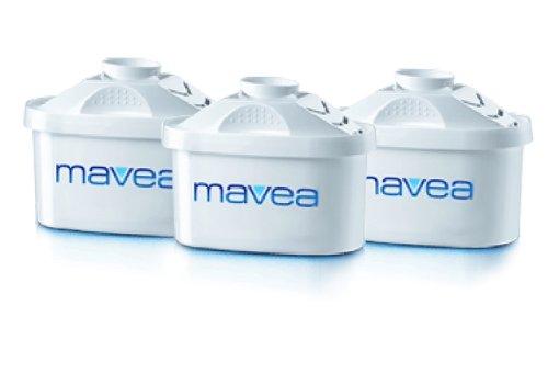 MAVEA 1001122 水过滤器更换过滤芯 19.99加元(3件装 ),原价 27.99加元