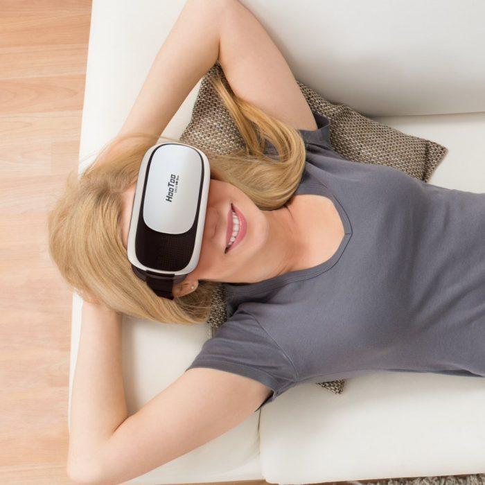 亚马逊历史最低价!HooToo 3D VR 虚拟现实眼镜 20.99元,原价 79.99元,包邮