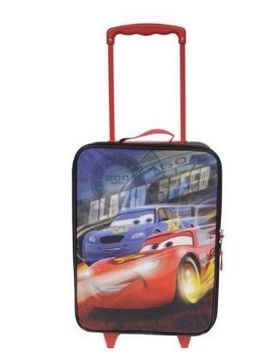 Disney 迪士尼汽车总动员拉杆书包 14.99元限量销售,原价 29.99元