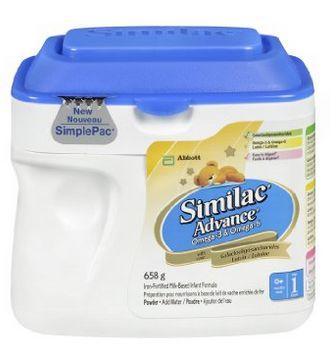 Similac Omega 雅培一段奶粉 25.97元特卖,包邮!