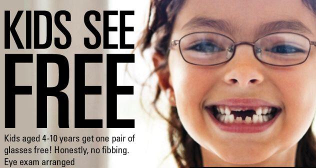 特别福利!Loblaws 和 RealCanadianSuperstore 免费给孩子配眼镜!