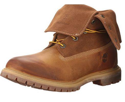 Timberland 女士翻领短靴 52.51元起特卖,原价 140元,包邮