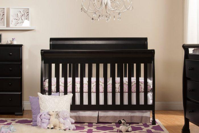 DaVinci Kalani 四合一多功能成长型婴儿床 284元特卖,原价 369元,包邮