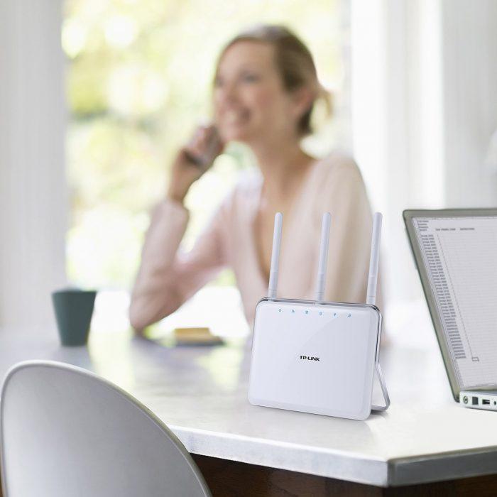 TP-Link Archer C8 AC1750双频千兆级无线路由器 99.99元特卖,原价 189.99元,包邮