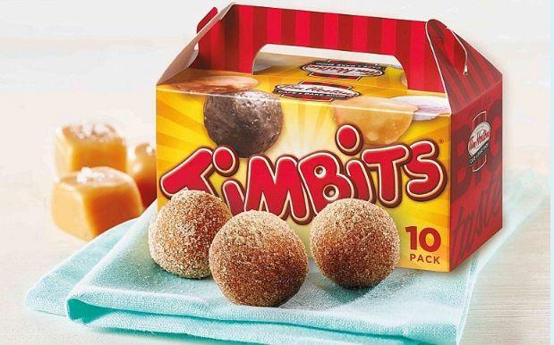 Tim Hortons 买10个Timbits仅1加元!