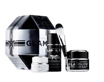 GLAMGLOW 黑罐抗衰老发光面膜价值143.00元套装 76元特卖!