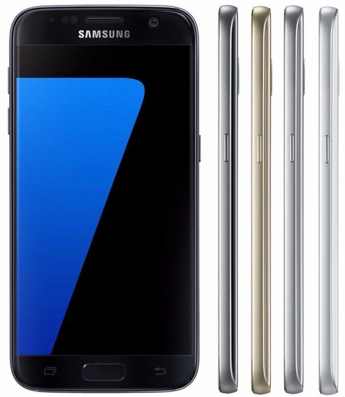 全新Samsung 三星 Galaxy S7 SM-G930F 32GB GSM无锁智能手机 689.99元特卖,原价 1000元,多色可选并包邮!
