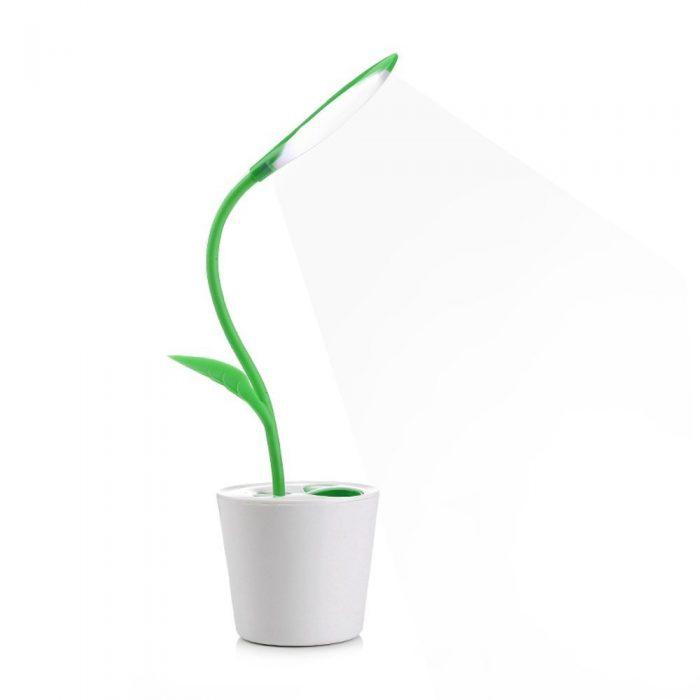 iEGrow 触摸式 LED台灯 16.99元限量特卖(2色可选),原价 23.99元