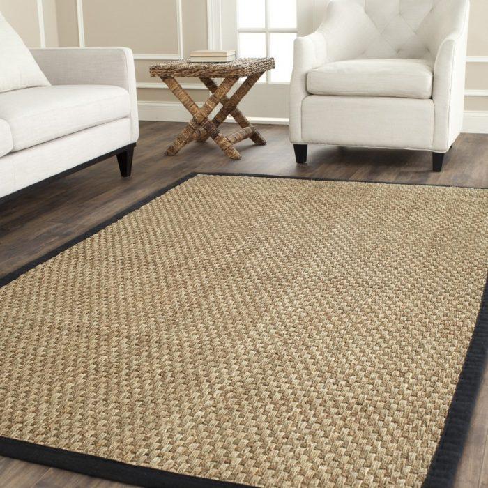 Safavieh天然纤维海草地毯 133.11元特卖,原价 302.4元,包邮