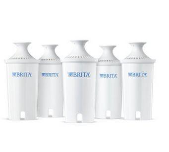 Brita 35516  碧然德专业净水器滤芯 5件套 23.97元特卖,原价 42.7元