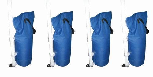 历史最低价!GigaTent Ac 001 遮阳棚固定沙袋4件套4.2折 13.9元限时特卖!