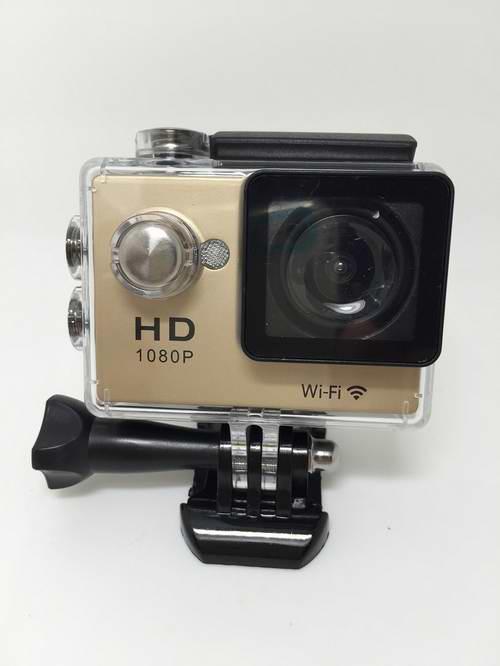 RioRand WIFI RS4000 1080P 多功能全高清广角运动摄像机/相机/行车记录仪8.5折 49.99元限量特卖并包邮!