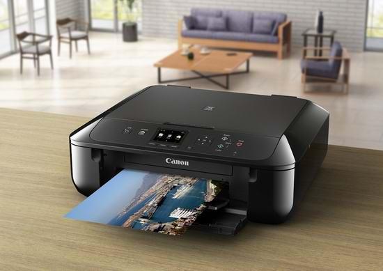 历史新低!Canon 佳能 PIXMA MG5720 多功能无线一体彩色喷墨打印机3.8折 49.99元限时特卖并包邮!