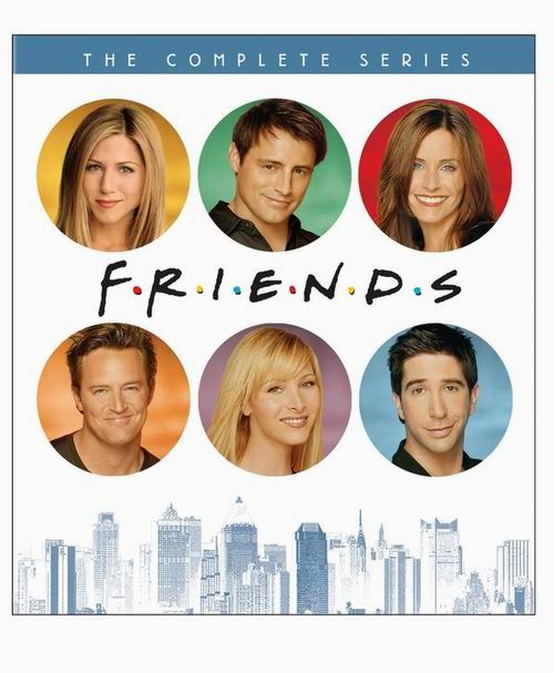 《Friends 老友记》全集DVD及蓝光影碟版 65.99-99.99加元限时特卖并包邮!