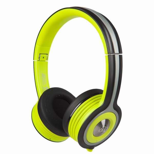 历史最低价!超强低音,超轻耳罩,超长续航!Monster 魔声 iSport Freedom 头戴贴耳蓝牙运动耳机5.5折 149.3元限时特卖并包邮!