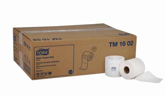 Tork Universal TM1602 双层卫生纸48卷 17.63元清仓!