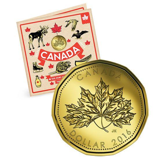 皇家铸币厂购物即送价值19.95元 O Canada 纪念币5件套!最低只需2.7元!