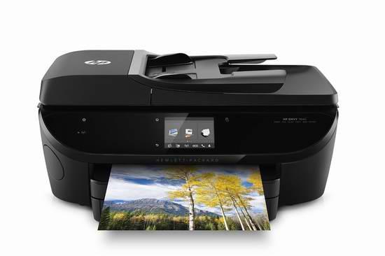 HP 惠普 ENVY 7640 无线多功能一体打印机3折 59.91加元包邮!