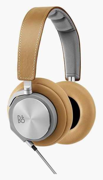历史最低价!简约有型,极致舒适!B&O PLAY by Bang & Olufsen Beoplay H6 有线音乐耳机7.2折 289元限时特卖并包邮!