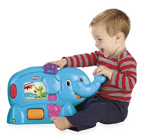 历史最低价! Hasbro Playskool Learnimals ABC 婴幼儿益智学习机2折 7.99元清仓!