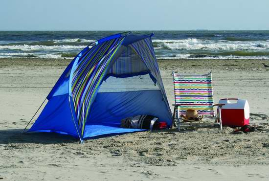 Texsport Calypso Cabana 沙滩遮阳帐篷5.8折 41.9元限时特卖并包邮!